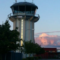 Photo taken at Norrköping Airport (NRK) by Gaui B. on 8/9/2012