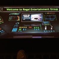 Photo taken at Regal Cinemas Hyattsville Royale 14 by Thomas B. on 6/18/2012