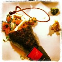 Foto tirada no(a) Sakanã Sushi & Hand Rolls por Conrado C. em 7/13/2012