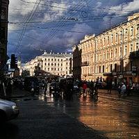 Снимок сделан в Средний проспект В. О. пользователем Kirill 8/8/2012