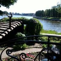 Снимок сделан в Причал пользователем Denis P. 7/25/2012