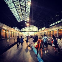 Photo taken at Paris Saint-Lazare Railway Station by MikaelDorian on 8/18/2012