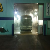 Photo taken at Blue Beacon Truck Wash by Patrick B. on 7/15/2012