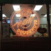 Photo taken at Krispy Kreme Doughnuts by Mody S. on 2/26/2012