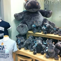 Photo taken at GW Bookstore by Ashley C. on 7/13/2012