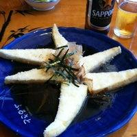 Photo taken at Furu Sato Sushi by Hope on 8/15/2012
