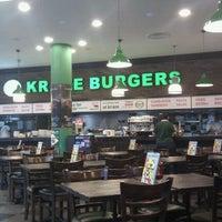 Photo taken at Kraze Burgers by BigVolcano on 5/15/2012