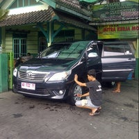 Photo taken at MTC Car Wash by Anung W. on 7/5/2012