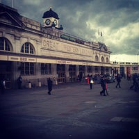 Photo taken at Cardiff Central Railway Station (CDF) by Paul E. on 7/20/2012