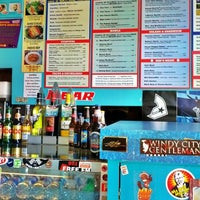 Photo taken at Wahoo's Fish Taco by Andre L. on 7/3/2012