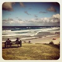 Photo taken at Main Beach by Darren K. on 6/3/2012