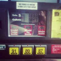 Photo taken at Safeway Fuel Station by Joshua C. on 7/30/2012