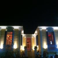 Photo taken at Χάρτες by Nikolaos K. on 8/24/2012