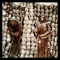 Photo taken at Cimitero dei Cappuccini by Richarley M. on 7/17/2012