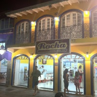 Photo taken at Sorveteria Rocha by Meyer 💀 on 3/25/2012