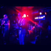 Photo taken at Loco Club by Joan B. on 8/1/2012