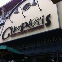 Photo taken at Compari's On the Park by Kelly C. on 7/22/2012