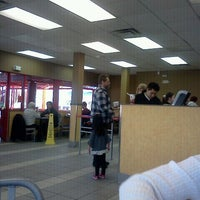 Photo taken at Burger King by Ricky B. on 3/3/2012