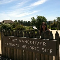 Photo taken at Fort Vancouver National Historic Site by Bridget C. on 6/15/2012
