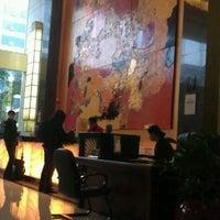 Photo taken at Best Western Fortune Hotel Fuzhou by JUN S. on 3/7/2012