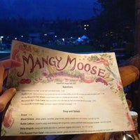 Photo taken at Mangy Moose Restaurant and Saloon by Carly Hana P. on 8/13/2012