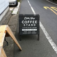 Photo prise au Little Nap COFFEE STAND par Hiroki T. le5/25/2012