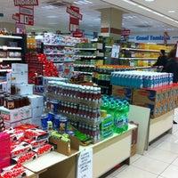 Photo taken at Akyurt Market by gokhansuyun on 3/13/2012