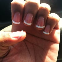 Photo taken at T Nails by Ericka J. on 3/2/2012
