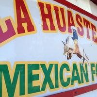 Photo taken at La Huasteca by Mark T. on 4/20/2012