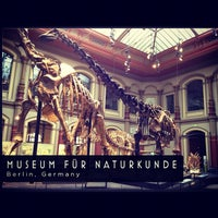 Foto scattata a Museum für Naturkunde da NeuTron S. il 4/29/2012