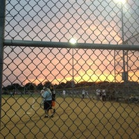 Photo taken at Appling Field Softball Complex by Amanda L. on 5/1/2012
