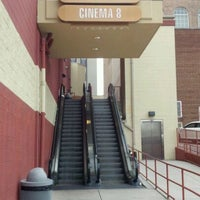 Photo taken at Regal Cinemas Riviera 8 by PatrickKTown on 2/11/2012