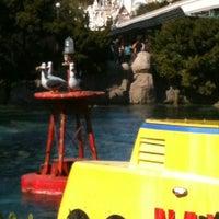 Photo taken at Finding Nemo Submarine Voyage by Jessica M. on 3/3/2012