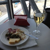 Photo taken at BA Galleries Lounge North by Kc N. on 8/31/2012