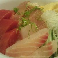 Photo taken at Narita Sushi by Raymond L. on 6/17/2012