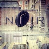 Photo taken at Noir Koffiebar by Jan on 6/21/2012