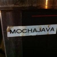 Photo taken at Silverbird Espresso by Eric Thomas C. on 3/1/2012