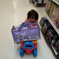 "Photo taken at Toys""R""Us by Nadia M. on 2/11/2012"