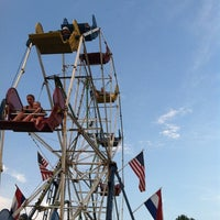 Photo taken at Harrisburg Community Park by David B. on 7/4/2012