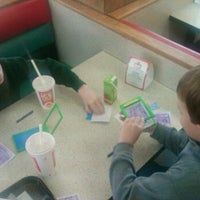 Photo taken at Wendy's by Brad H. on 3/6/2012