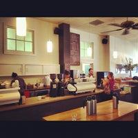 Photo taken at Flying Goat Coffee by Garrett G. on 8/27/2012