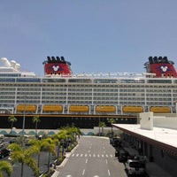 Photo taken at Disney Dream by Will B. on 7/4/2012