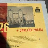 Photo taken at Oakland Portal by Kyle E. on 7/6/2012