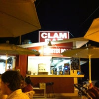 Photo taken at The Clam Bar by Anita C. on 8/26/2012