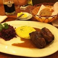 Photo taken at Gartenstadt German Restaurant by Nam Phuong T. on 3/24/2012