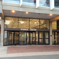 Photo taken at Harvard Science Center by Conor M. on 7/12/2012