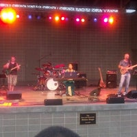 Photo taken at Sumtur Ampitheater by Jen W. on 8/24/2012