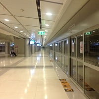 Photo taken at ARL Suvarnabhumi (A1) by Immaculate L. on 7/17/2012