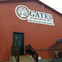 Photo taken at TX Gates by Bill T. W. on 6/18/2012