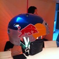 Das Foto wurde bei Red Bull von Franklin d. am 2/7/2012 aufgenommen